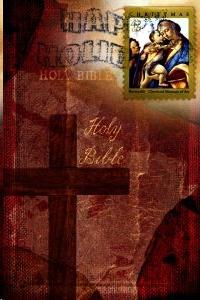 cross bible mary