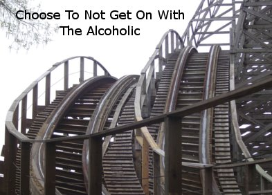 Rollercoaster Ride Of Alcoholism