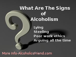 How To Determine If Someone Is Alcoholic