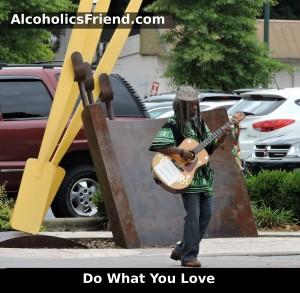 Street Alcoholic
