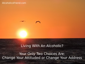 Alcoholism Quote